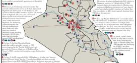 تقرير يكشف الوضع في العراق خلال الفترة 3-5 حزيران/ 2015