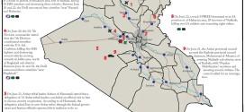 تقرير يكشف الوضع في العراق خلال الفترة 19-22 حزيران/2015
