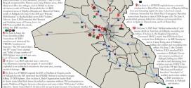 تقرير يكشف الوضع في العراق خلال الفترة 6 -8 حزيران/2015