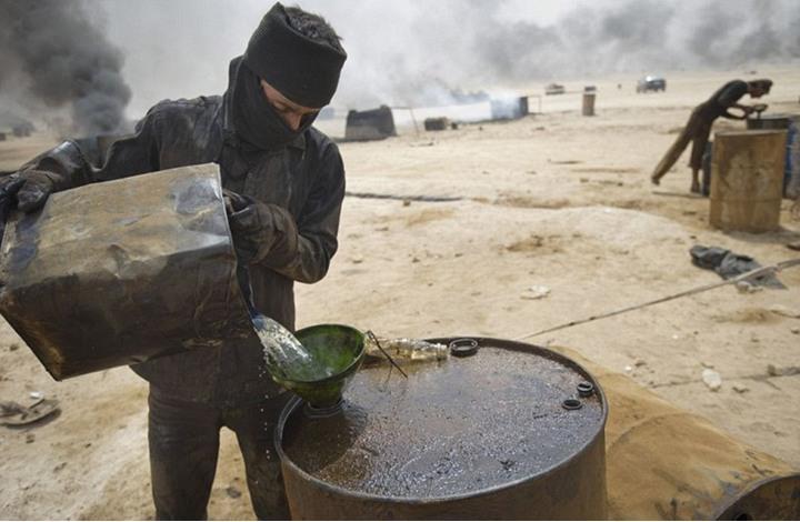 النفط في أسبوع (سورية: انهيار قطاع النفط وتراجع الإنتاج الاقتصادي)