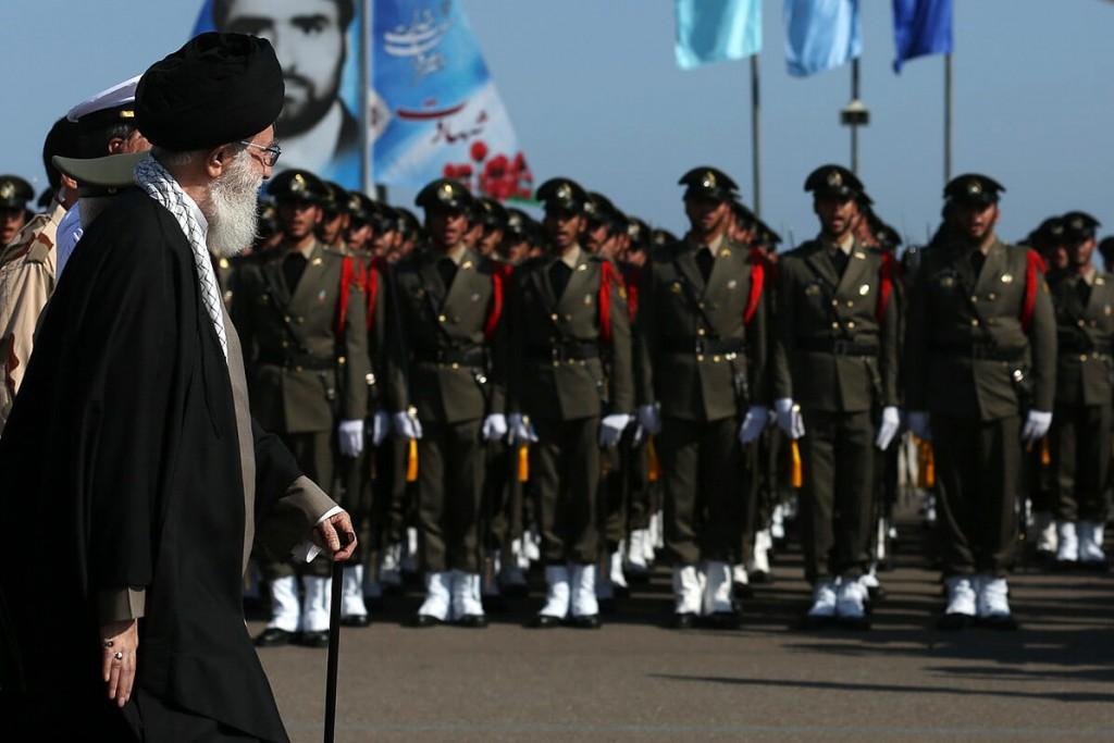 الحراس الشخصيون للثورة الإسلامية الإيرانية