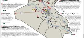 تقرير يكشف الوضع في العراق خلال الفترة 14-16 تموز/2015