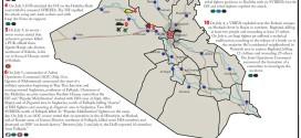 تقرير يكشف الوضع في العراق خلال الفترة من 3 -6 تموز/2015
