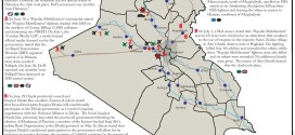 تقرير يكشف الوضع في العراق خلال الفترة 29 حزيران الى 1 تموز 2015