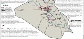تقرير يكشف وضع العراق خلال الفترة 11-13/ تموز 2015,