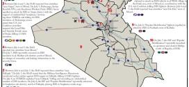 تقرير يكشف الوضع في العراق خلال الفترة من 6-8 تموز/2015
