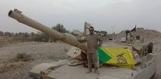 """طرد """"الدولة الاسلامية"""" اكثر اهمية من حصول الميليشيات على اسلحة امريكية"""