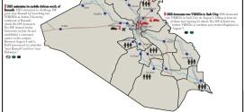تقرير يكشف الوضع في العراق خلال الفترة 4-6/اب 2015