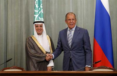 روسيا وإيران والسعودية وسورية واليمن