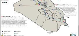 تقرير يكشف الوضع في العراق خلال الفترة 18-20 اب/2015