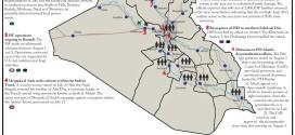 تقرير يكشف الوضع في العراق خلال الفترة 31 تموز الى 3 اب/2015