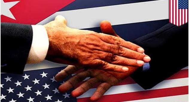 الولايات المتحدة و ثلاث مصالحات تاريخية