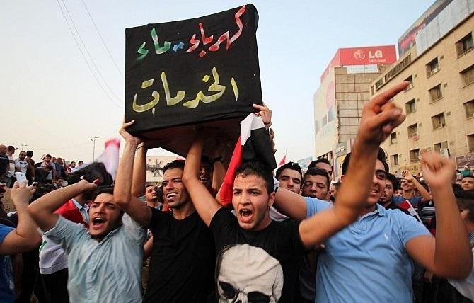 العراق: تظاهرات الأمس واليوم.. الربيع العربي الموؤود