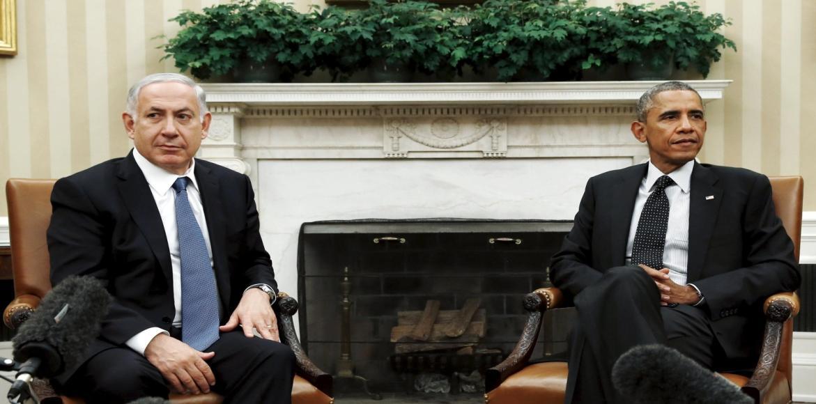العلاقات الإسرائيلية الأميركية في الحقبة الأوبامية