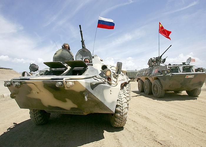 توافق صيني روسي لخلق توازن عسكري عالمي جديد