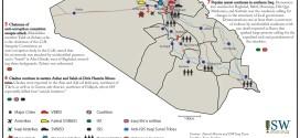 تقرير يكشف الوضع في العراق خلال الفترة 14-17/ اب 2015