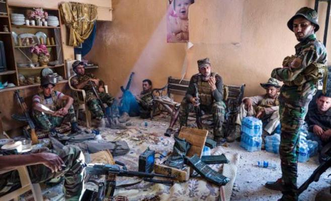 """المنقذون المروِّعون: الميليشيات الشيعية المخيفة تقاتل """"داعش"""" في العراق"""
