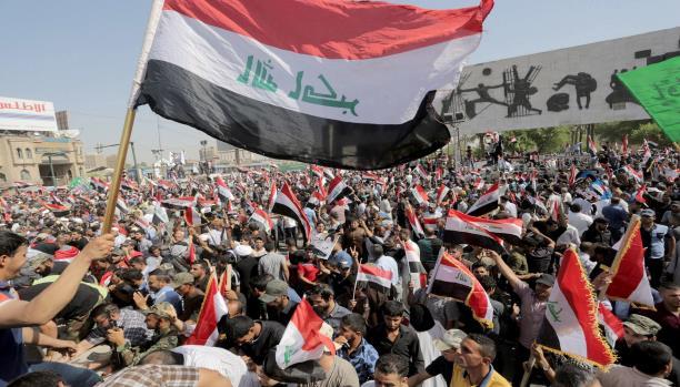 العبادي واحتجاجات العراق