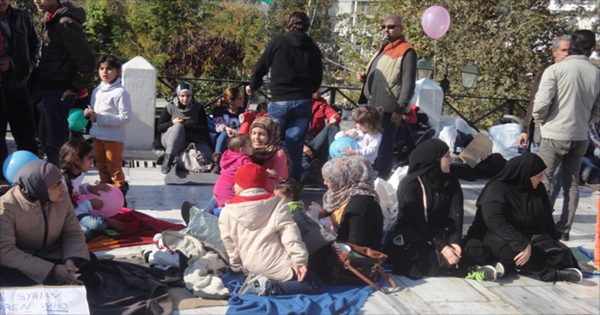 بقاء بشار الأسد يعيق حل مشكلة اللاجئين