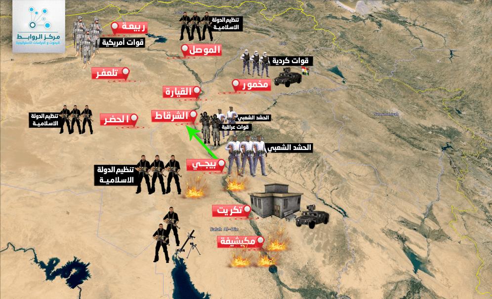 استراتيجية المواجهة الجديدة لتنظيم الدولة الاسلامية في العراق