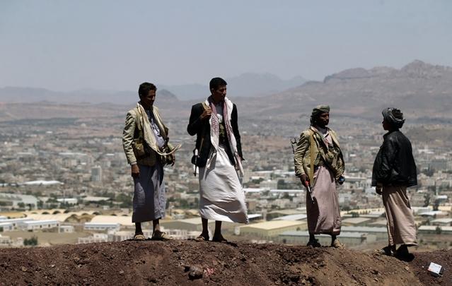 الوضع المتفاقم على الجبهة الشمالية في اليمن