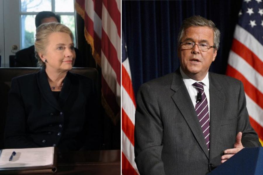 بوش ـ كلينتون: الجولة الثانية