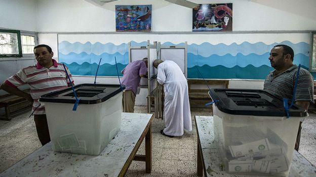 دلالات المشاركة الضعيفة في الانتخابات المصريّة