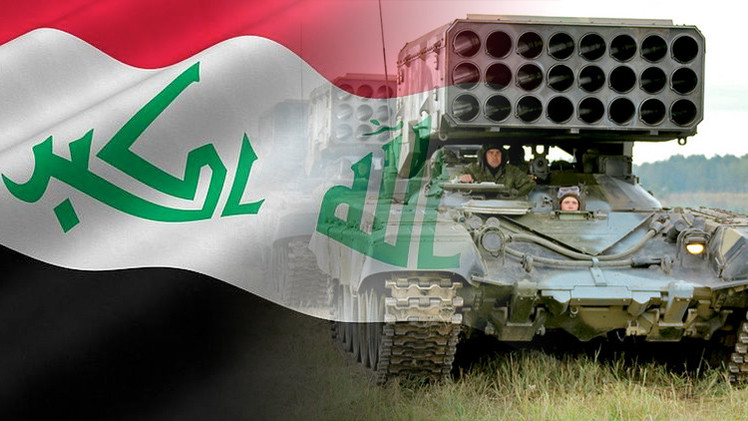 الروس في بغداد أيضًا!