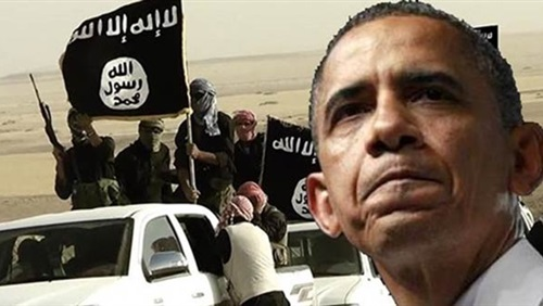 مَزْعمةُالحرب الأمريكية على «داعش»