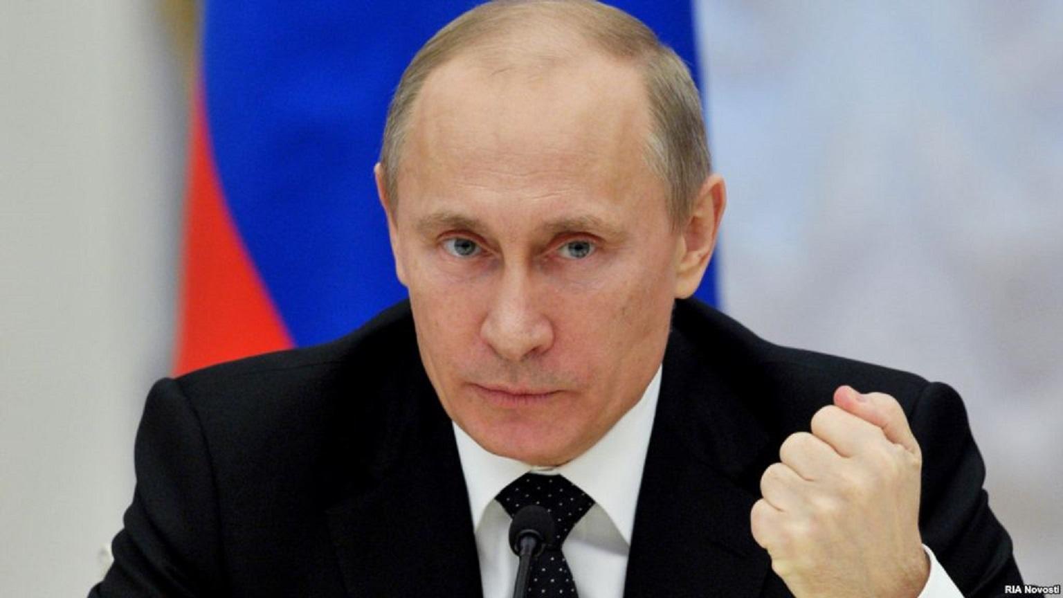 بوتين يحيي أمجاد الإمبراطورية الروسية!
