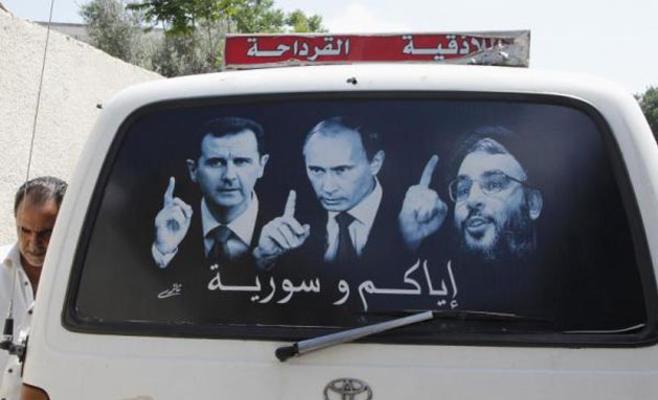 تورط بوتين في سورية .. وكيف يستطيع أوباما استثماره؟