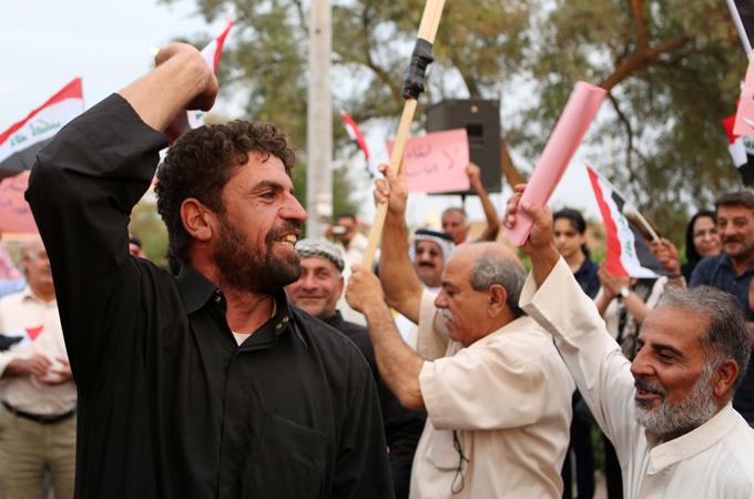 الحراك العراقي في الجنوب: الديناميات والمآلات