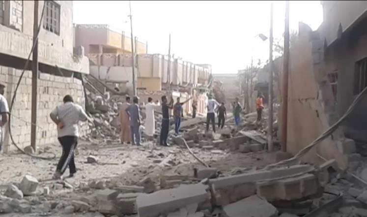 العودة إلى البدائية المتوحشة في العراق