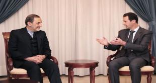 هل عرضَ ولايتي اللجوء على الأسد؟