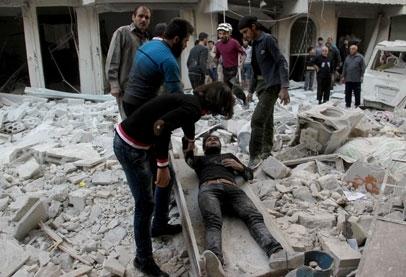 قتل المدنيين لا يكفي. المهم أي مدنيين؟