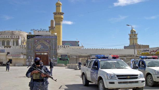 """العراق: تعزيزات أمنية حول سامراء بعد هجوم لـ""""داعش"""""""