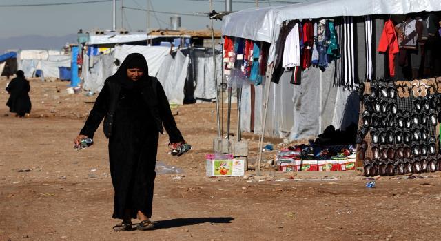 """""""النازحون"""" شخصية العام في العراق"""