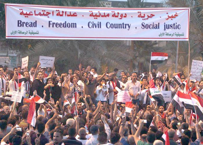سرطان الإسلام الطائفي في العراق يضرب رأس الدولة