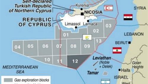 التحالفات الإقليمية والدولية في شرق المتوسط