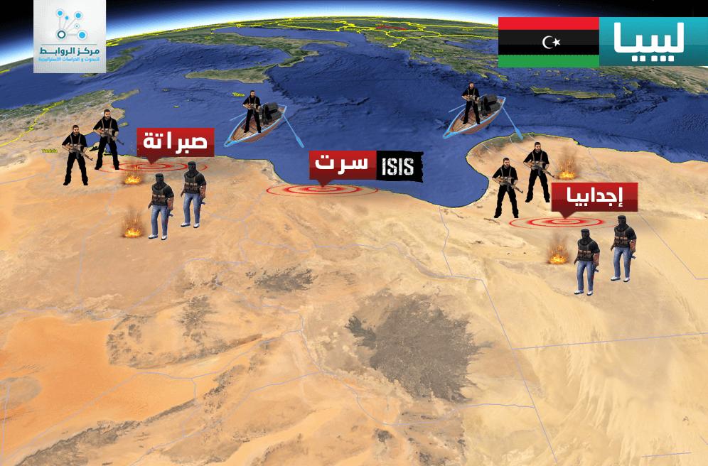 Libya-ISIS