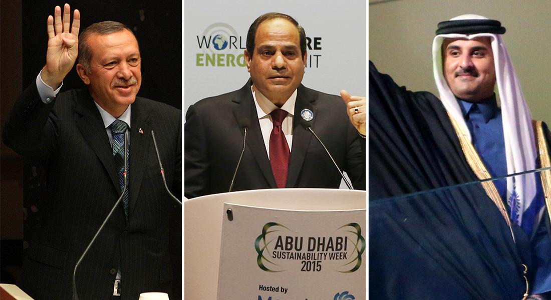 بعد بروز مؤشرات.. هل تقود الرياض مصالحة بين مصر وقطر وتركيا؟