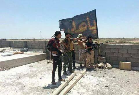 قوات عراقية بالمقدادية والمليشيات باقية