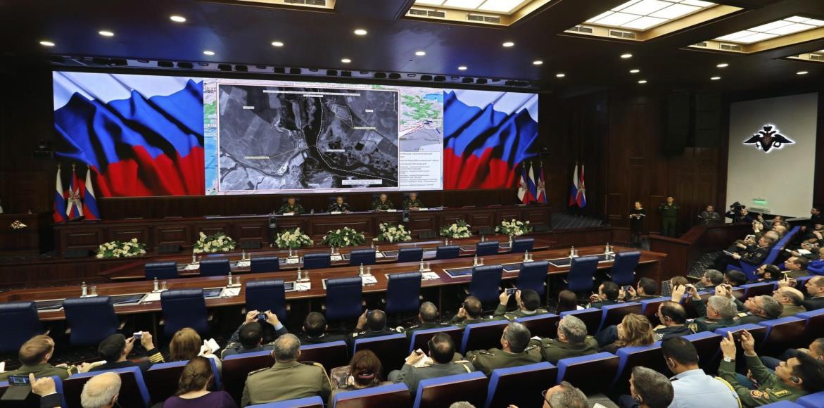 هل تملك روسيا تعديل مسار الحرب في سوريا؟