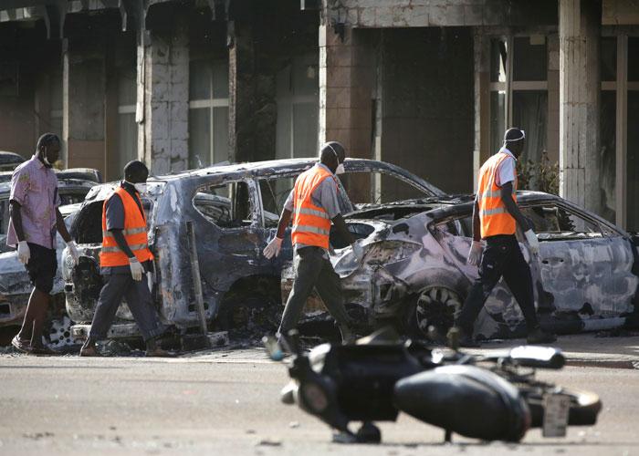 أفريقيا.. جبهة إرهاب منسية لا تقل خطورة