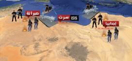 الاستراتيجية الجديدة لتنظيم الدولة في ليبيا