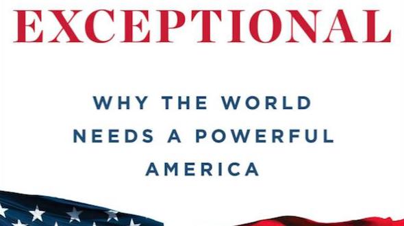 القوة الاستثنائية .. لماذا يحتاج العالم إلي أمريكا قوية؟