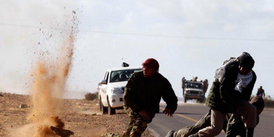 طبول الحرب تقرع في ليبيا، ولكن…
