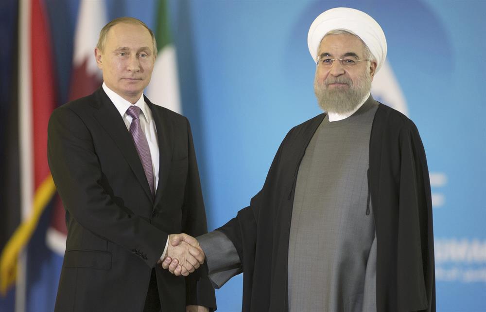 روحاني بوتين إيران؟