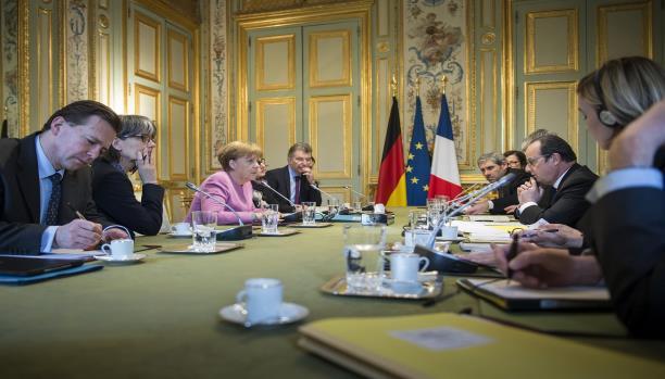 زعماء أوروبا لبوتين: لدعم الهدنة والحل السياسي بدون الأسد
