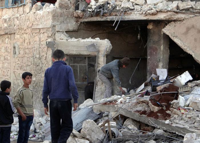 سوريا في مواجهة التشظي